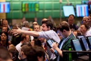 Спекулятивная торговля, фондовые рынки