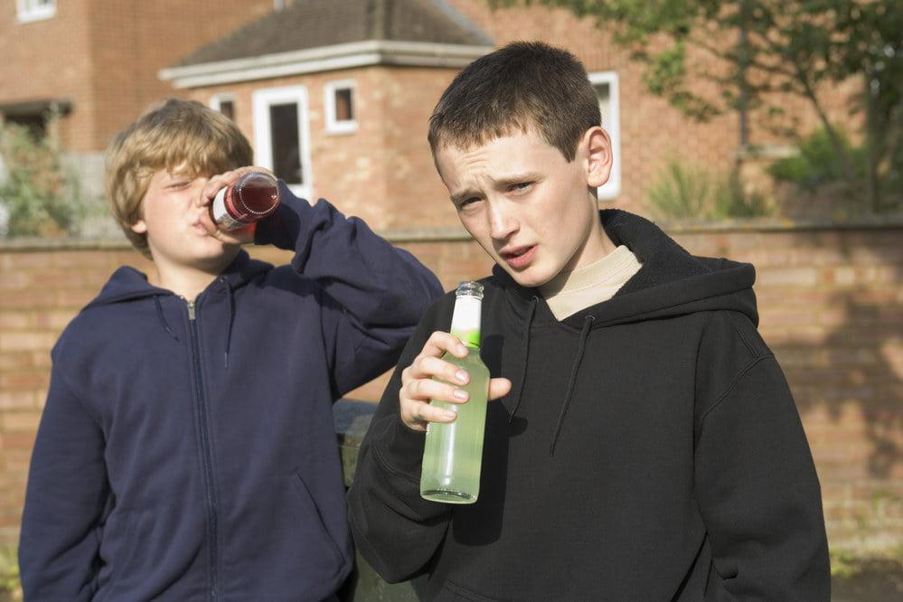 детский алкоголизм. причины и последствия детского алкоголизма