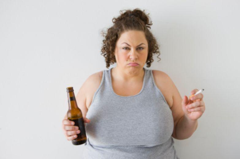 женский пивной алкоголизм